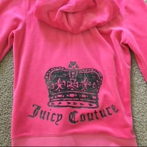 Juicy Couture Womens Tracksuit Jacket